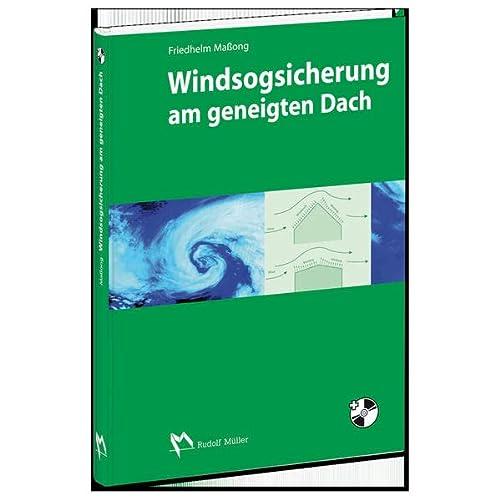 9783481025007: Windsogsicherung an Dach und Fassade kompakt