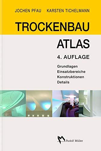 9783481025441: Trockenbau Atlas: Trockenbau Atlas Teil 1 und 2 in einem Band