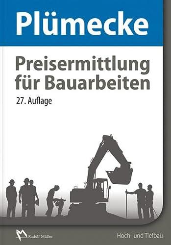 Plümecke ? Preisermittlung für Bauarbeiten: Markus Kattenbusch