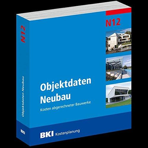 BKI Objektdaten Neubau N12