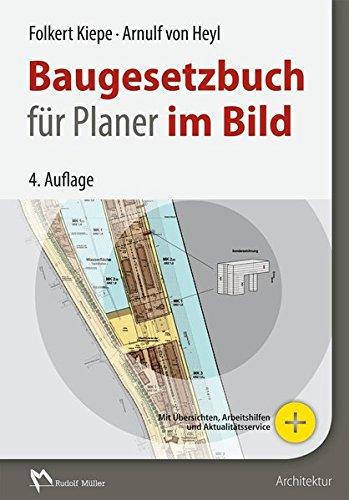 Baugesetzbuch für Planer im Bild: Folkert Kiepe