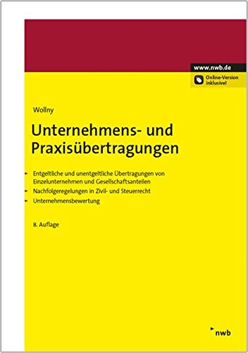 Unternehmens- und Praxisübertragungen: Dorothee Hallerbach