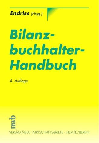 9783482477447: Bilanzbuchhalter-Handbuch.