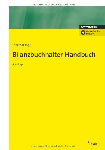 9783482477485: Bilanzbuchhalter-Handbuch