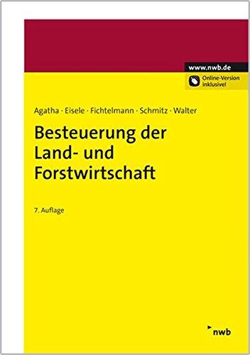 Besteuerung der Land- und Forstwirtschaft: Marion Agatha