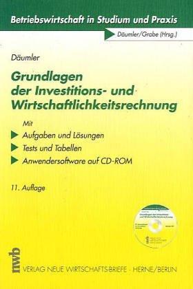 9783482523021: Grundlagen der Investitions- und ...