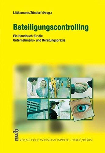 9783482526114: Beteiligungscontrolling: Ein Handbuch für die Unternehmens- und Beratungspraxis