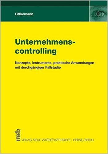 Unternehmenscontrolling: Jörn Littkemann