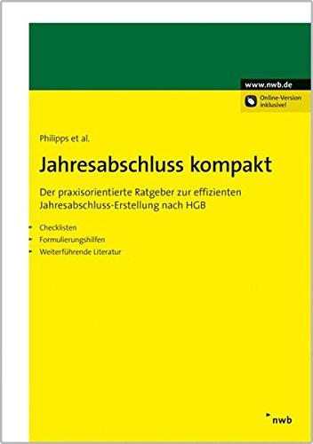 Jahresabschluss kompakt: Holger Philipps