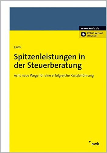 Spitzenleistungen in der Steuerberatung: Stefan Lami