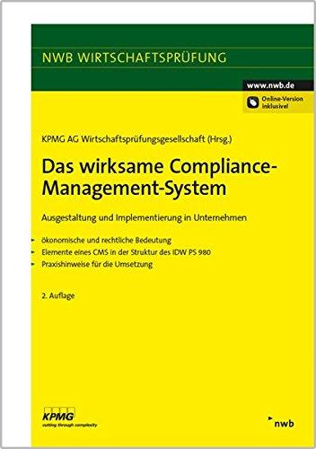Das wirksame Compliance-Management-System: Jens Carsten Laue
