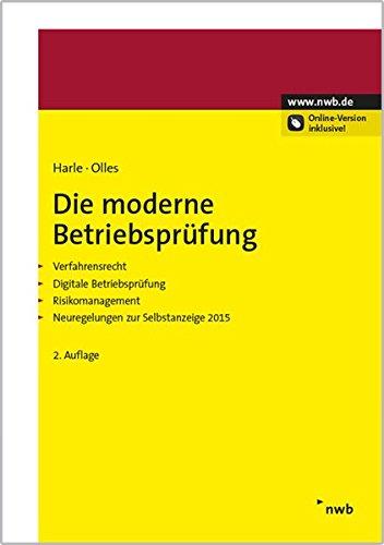 Die moderne Betriebsprüfung: Georg Harle