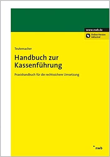 Handbuch zur Kassenführung: Tobias Teutemacher