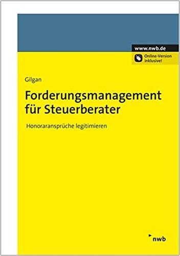 Forderungsmanagement für Steuerberater: Hans-Günther Gilgan