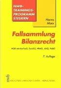 9783482724176: Fallsammlung Bilanzrecht. HGB mit KonTraG, EuroBilG, HRefG, AktG, PublG.