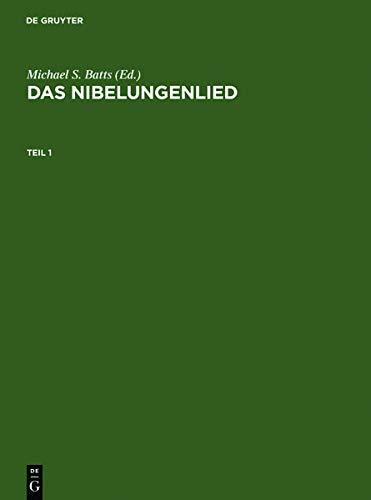 9783484101494: Das Nibelungenlied