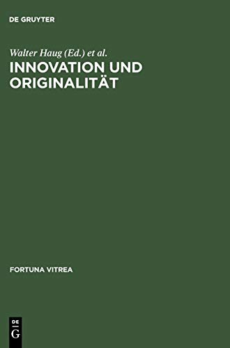 Innovation Und Originalitat
