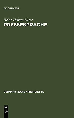 Pressesprache: Lüger, Heinz-Helmut
