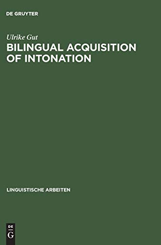 Bilingual Acquisition of Intonation A Study of Children Speaking German and English.