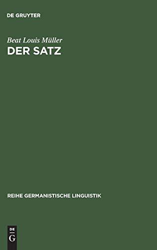 Semanteme und Relationen. Zur Systematik des Inhaltssatzgefüge im Deutschen: Sitta, Horst