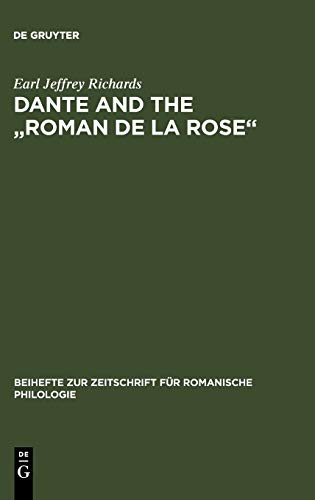 9783484521841: Dante and the