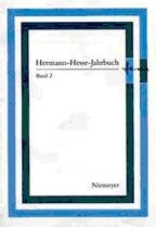 9783484604728: Hermann-Hesse-Jahrbuch: BD 2