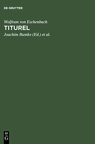 9783484640283: Titurel: Including the Whole Parallel Transmission of the