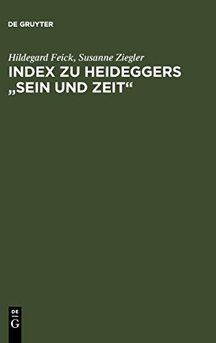 Index zu Heideggers