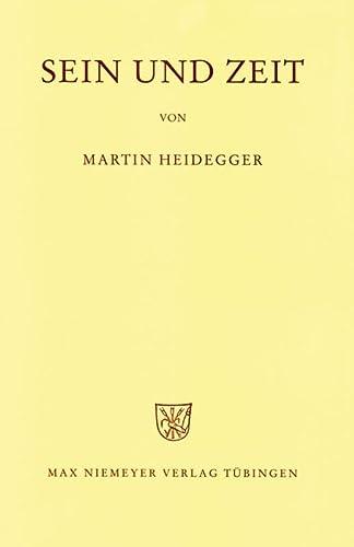 Gesamtausgabe Abt. 1 Veröffentlichte Schriften Bd. 2.: Martin Heidegger