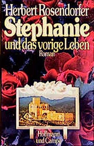 9783485005395: Stephanie und das vorige Leben