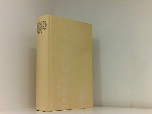 9783485005777: Die Kultur der Bundesrepublik Deutschland 1965-85 (German Edition)