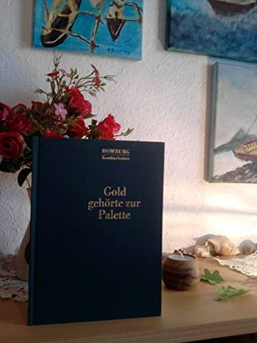9783485040655: Gold geh�rte zur Palette. Mittelalterliche Buchmalerei
