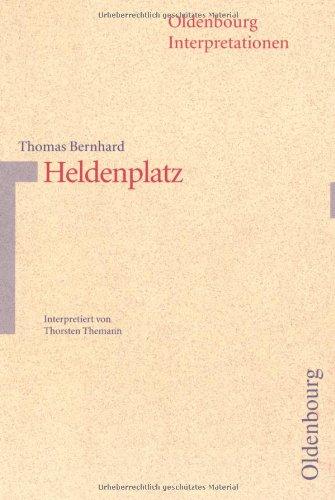 9783486001013: Heldenplatz..