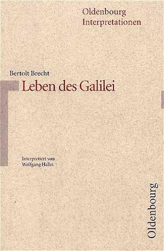 9783486014518: Leben des Galilei. Interpretationen.