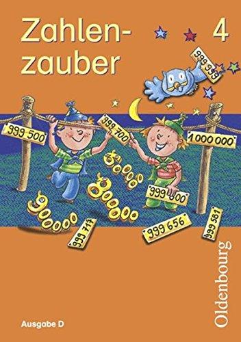 Zahlenzauber - Ausgabe D für alle Bundesländer.: Bettina,Dolenc, Ruth,Gasteiger, Hedwig