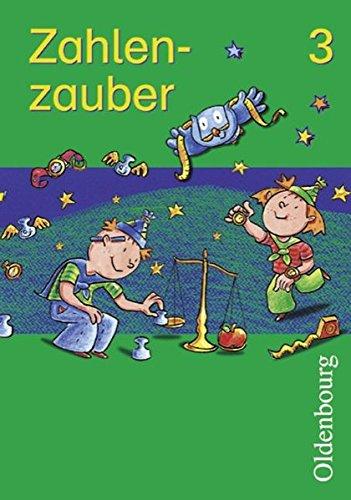 Zahlenzauber - Ausgabe für Bayern. Mathematik für: Bettina,Dolenc, Ruth,Gasteiger, Hedwig