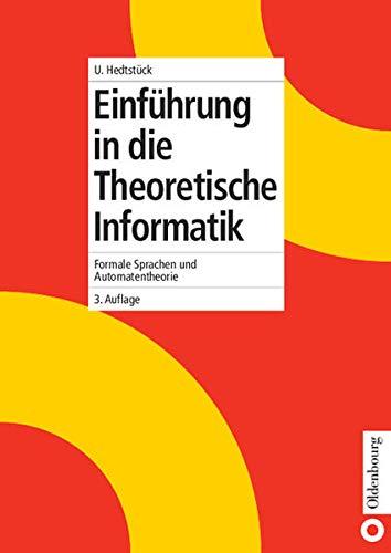 9783486200027: Einführung in die Theoretische Informatik