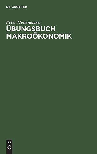 9783486220681: Übungsbuch Makroökonomik