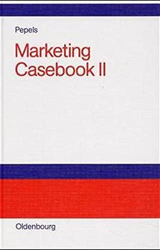 9783486252736: Marketing Casebook, Bd.2