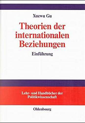 9783486253153: Theorien der internationalen Beziehungen