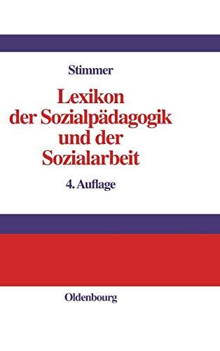 Lexikon der Sozialpädagogik und der Sozialarbeit: Franz Stimmer