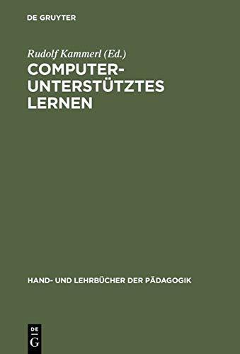 Computergestütztes Lernen: Rudolf Kammerl