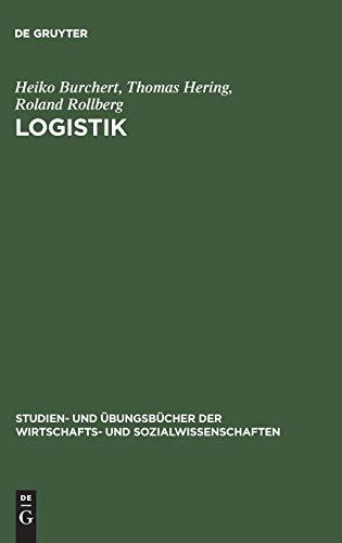 9783486254839: Logistik (Studien- Und bungsb cher der Wirtschafts- Und Sozialwissens)