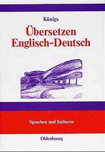 9783486255133: Übersetzungen Englisch - Deutsch. Systemischer Ansatz (Livre en allemand)