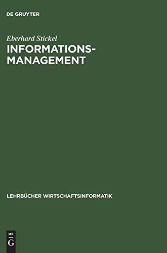 9783486255904: Informationsmanagement (Lehrbucher Wirtschaftsinformatik)