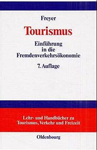 9783486256178: Tourismus