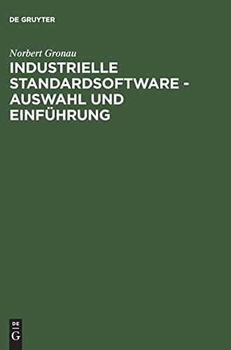 Industrielle Standardsoftware: Norbert Gronau