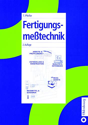 Fertigungsmesstechnik Von Tilo Pfeifer Zvab