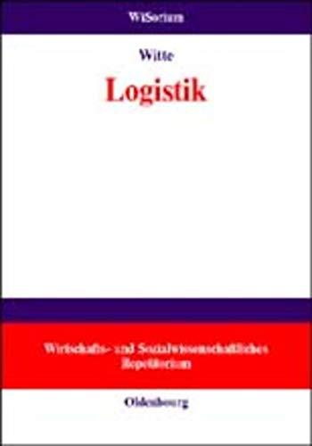 9783486258172: Logistik (WiSorium)