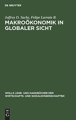 9783486258264: Makroökonomik: In globaler Sicht